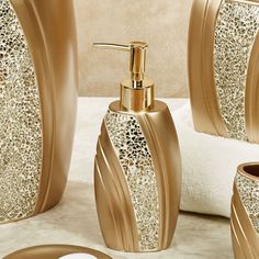 rose gold bathroom accessories at homegoods and marshall s rose rh pinterest com