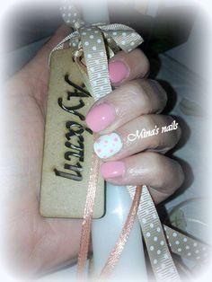 cute nails... <3 <3