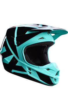 Fox Racing V1 RACE HELMET - Motocross - FoxRacing.com Motocyklové Helmy 68f843fb55