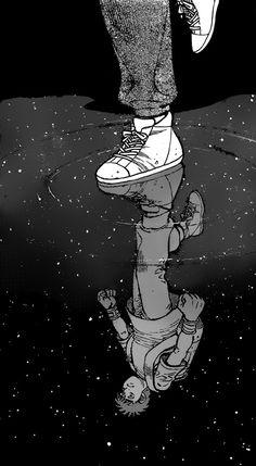 Anime Wallpaper Download, Cool Anime Wallpapers, Manga Anime, Anime Art, Hajime No Ippo Wallpaper, One Piece Wallpaper Iphone, Comic Layout, Japon Illustration, Poetry Art