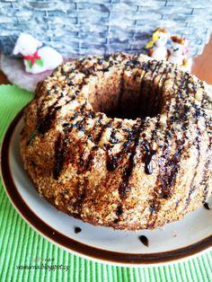 Mrkvová bábovka s mákem (bez lepku) Bagel, Gluten Free, Healthier Desserts, Bread, Healthy, Fit, Blog, Glutenfree, Shape