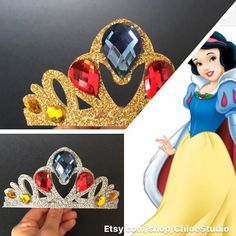 Hey, I found this really awesome Etsy listing at https://www.etsy.com/listing/399672241/salesnow-white-crownsnow-whitedisney