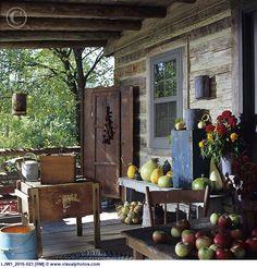 *the farmhouse porch*