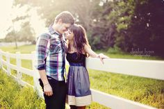 Engagement Session: Colin and Erin