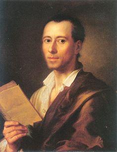 Johan Joachim Winckelmann was de verkondiger van de edele lessen die uit klassieke kunst te trekken waren. Ideaal was Griekse kunst 'Edle Einfalt und stille Größe' (verheven eenvoud en stille grootsheid) // 'vaderlandsliefde', jezelf offeren voor groter doel, heroisch