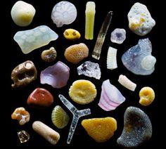 Photos : à quoi ressemble un grain de sable qui a été grossi 300 fois ?