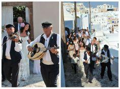 Greek wedding inspiration, via Aphrodite's Wedding Blog