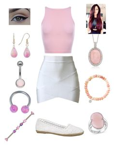 """Opals are a girls best friend"" by bsalvinski6364 on Polyvore featuring Ice, Sydney Evan and maurices"