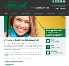 #sesamewebdesign #sds #dental #ravenna #gray #green