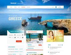 Love Travel - Creative Travel Agency WordPress | Wordpress ...
