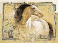 Joadoor - Strong Elegance - #horse #art