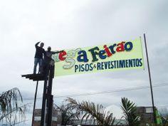 Mega Feirão de Pisos e Revestimentos - 25/01/14