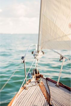 Ready for a summer sail | Image via KT Merry