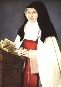 St. Joan of Valois painted by Jehan Perréal
