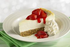 The Top 12 Low-Carb Dessert Recipes: Low-Carb Cheesecake