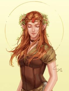 They go by many names - elves, wood nymphs, children of the earth