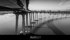 A different color perspective of Coronado Bridge.  #coronado #bridge #instablackandwhite #blackandwhitephotography #structure #architecture #sandiegorealtor #sandiegorealestate #coronadorealestate #beauty #sandiegobay #sandiego - posted by Thuan Ton https://www.instagram.com/archlightcreations - See more San Diego Real Estate photos from San Diego Realtors at https://NewHomes