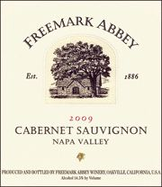 Freemark Abbey Cabernet Sauvignon Cabernet... $34.99 per Bottle    www.mobilewinedeals.com