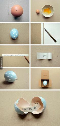 DIY: Last Minute Ostergeschenk
