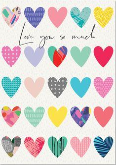 print & pattern: VALENTINE'S 2019 - laura darrington Doodle Art Letters, Valentines Illustration, Valentine's Day Printables, Valentines Design, Textiles, Kids Prints, Etsy Uk, Pattern Books, Pattern Wallpaper
