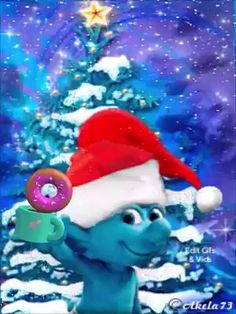 have a happy day! Christmas Morning, Christmas And New Year, Christmas Time, Merry Christmas, Have A Happy Day, Good Cheer, Christmas Scenes, Deck The Halls, Christmas Greetings
