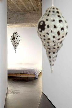 Behance :: Paper pulp sculpture by Marion Westerman
