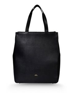 Sacs Moyens En Cuir a p c Femme - thecorner.com - The luxury online boutique devoted to creating distinctive style