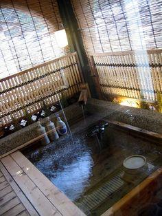 A Japanese Bath | How Did I Do It?