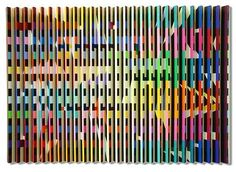 Yaacov Agam, Polymorphic Sculpture (1979), Limited Edition Relief Sculpture
