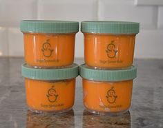 Sage Spoonfuls Provides the Convenience of Store-bought With the Quality of Natural Homemade Baby Food