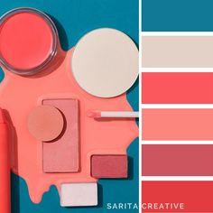 Sarita creative: Colour Inspiration // Cosmetic Triumph (original photo from Amanda Figliola) Color Schemes Colour Palettes, Create Color Palette, Green Colour Palette, Color Combos, Colour Story, Estilo Tropical, Creative Colour, Aesthetic Colors, Brochure Layout