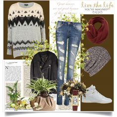 polyvore make your own outfit!! i LOVE this