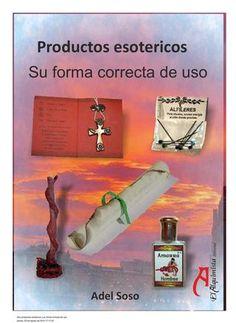 """Cover of """"producos esotericos forma correcta de utilizacion"""" Wicca, Make It Simple, Names, Author, Books, Chakras, Magazines, Platform, Digital"""