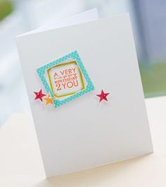 Card by Lisa Johnson for Papertrey Ink (February 2012).
