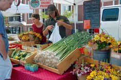These 11 Incredible Farmers Markets in New Hampshire Are A Must Visit