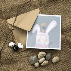 Přání nebesky modré Velikonoční zajíček balancuje / od luciemouchova | Fler.cz Snowman, Pastel, Christmas Ornaments, Holiday Decor, Disney Characters, Spring, Home Decor, Art, Art Background