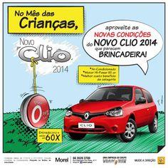 Morel - Novo Clio 2014