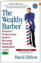 The Wealthy Barber.  A funny, informative common-sense guide to saving for retirement.