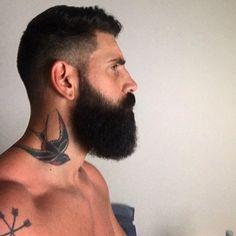 """kinky-beards: """"thelastofthewine: """" bearditorium: """"Pietro """" """" The Kinkyest choice of Bearded men >12KBeards>10KBeardAddicts """""""