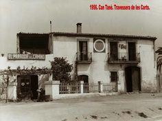 Travesera de Les Corts (1956) Barcelona