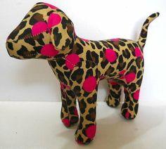 Victoria's Secret Pink Dog Leopard and Pink Polka Dots Victoria's Secret http://www.amazon.com/dp/B00BFWSCNO/ref=cm_sw_r_pi_dp_Mj7Ktb1N2V9YYCAN