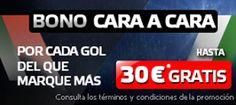 el forero jrvm y todos los bonos de deportes: suertia bono cara a cara Ronaldo vs Bale Eurocopa ...