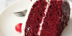 Red velvet vegano • Blog do Cupcake