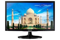 Samsung LS22F380HY/XL 21.5-inch LED Night View Monitor (Black)-$155.885