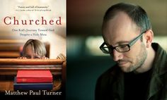FREE audio download of Matthew Paul Turner's book Churched: One Kid's Journey Toward God Despite a Holy Mess
