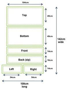 Cushion outline