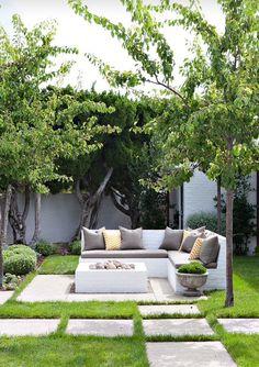 Home Inspiration – Outdoor Living   flora