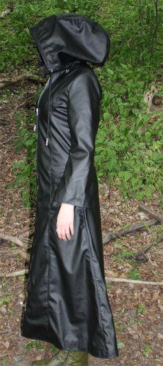 Kingdom Hearts Organization 13 XIII Fashion Black Anime Cosplay Costume Coat #Kingdomhearts #Anime #Cosplay