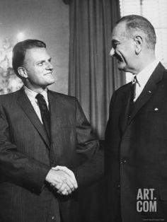 billy graham and presidents | Billy graham-an mi maktaduaichuangte thlarau nun a thlak danglam ...