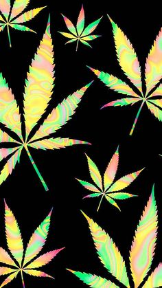 Weed Backgrounds, Wallpaper Backgrounds, Iphone Wallpaper, Marijuana Wallpaper, Trippy Wallpaper, Dope Wallpapers, Aesthetic Wallpapers, Weed Pictures, Psychedelic Art